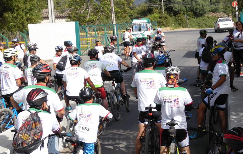 Cicletada Frusan 2017